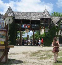 Faire Entrance