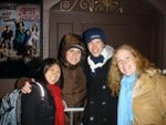 Jonathan groff, former lead of spring awakening in nyc