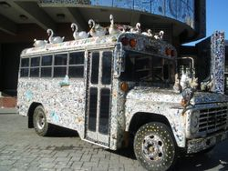 Visionary Bus
