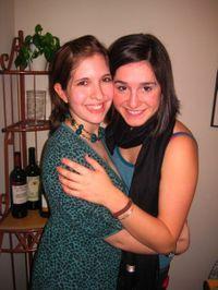 Julia and Miriam